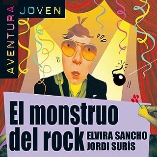 El monstruo del rock [The Rock Monster] cover art