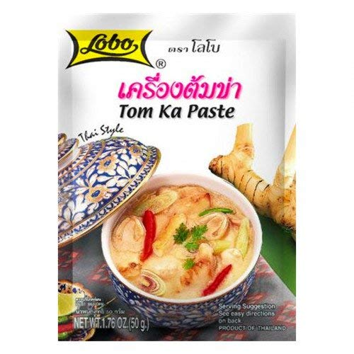 Lobo ,Tom Kha Paste - 1.76 Ounces