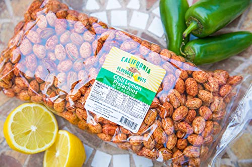 pistachios chili lemon - 5