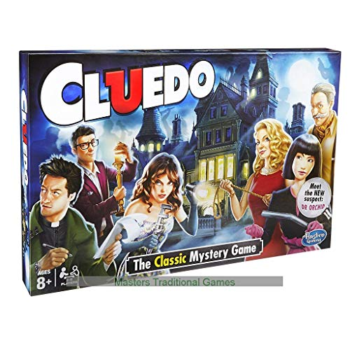 Hasbro - Cluedo The Classic Mystery Game /Toys (1 TOYS)