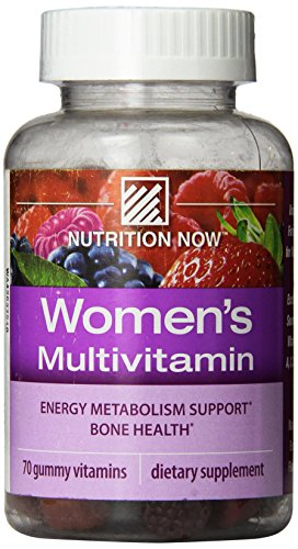Nutrition Now Women's Gummy Vitamins, 70 Count