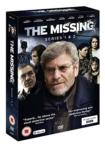 The Missing: Series 1 & 2 [DVD] [UK Import]
