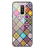YLBL Hülle Für Samsung Galaxy A6+Plus 2018 SM-A605F