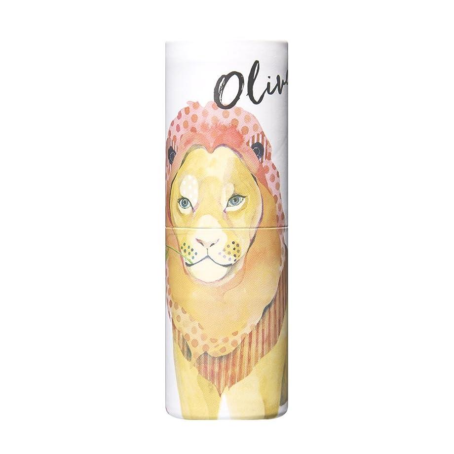 つまらない不正近代化ヴァシリーサ  パフュームスティック オリバー ライオン  ねり香水 5g