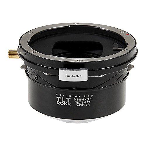 Fotodiox Pro TLT ROKR - Adaptador de Montura de Lente de inclinación...