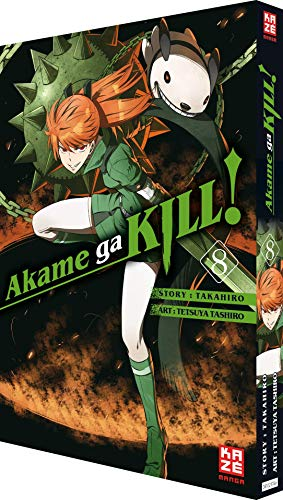 Akame ga KILL! - Band 08