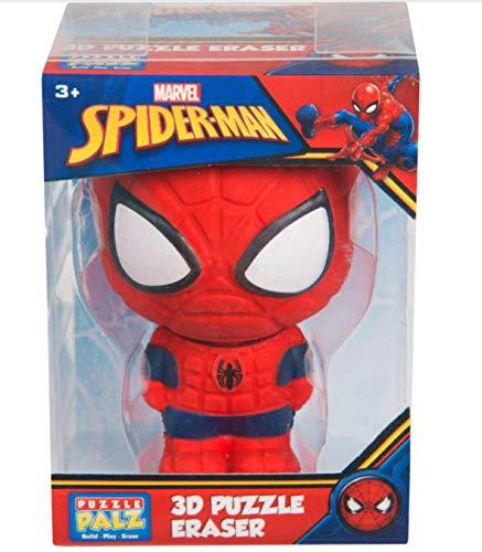 Sambro Puzle palz Individual Spiderman, Multicolor (SPE-6758)