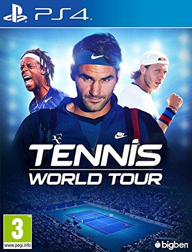 Tennis World Tour [Edizione: Francia]