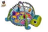 Best For Kids Krabbeldecke Schildkröte TY-63530 mit Spielbogen und Bällen