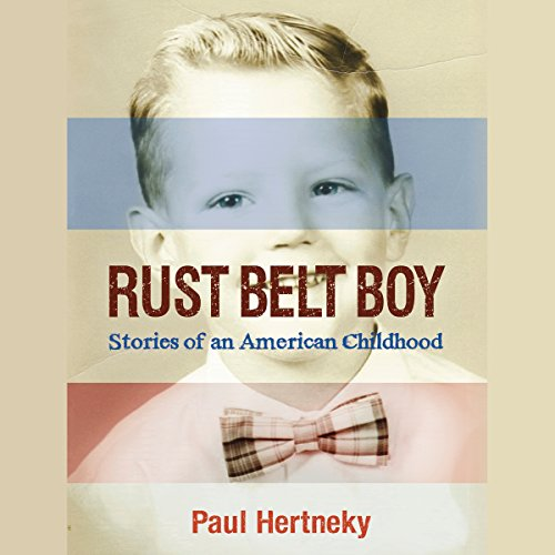 Rust Belt Boy audiobook cover art