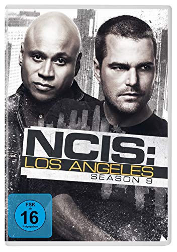 NCIS: Los Angeles - Die neunte Season [6 DVDs]