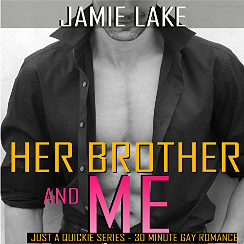 Her Brother and Me audiobook cover art