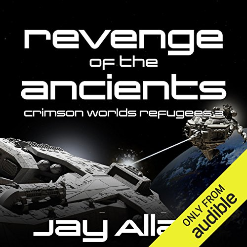 Revenge of the Ancients cover art