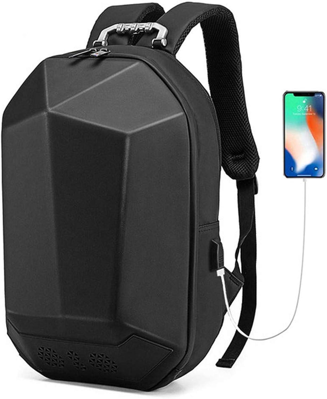 ZFLY Smart Rucksack Mit USB, Outdoor Radfahren Rucksack Reise Blautooth Musik Wasserdichte Laptoptasche Für Frauen Mnner,b