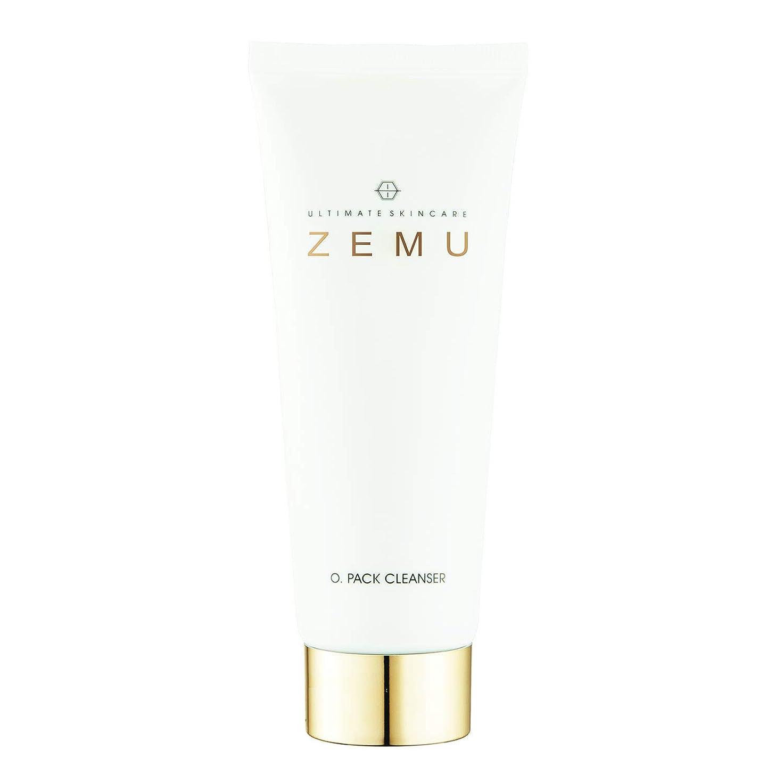 影響を受けやすいです郵便番号推定するUltimate skincare ZEMU パックゴールドフェイシャルクレンジングフォーム3.38オズ