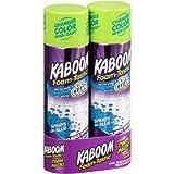 Twin Pack Kaboom Foam-Tastic Fresh Scent...