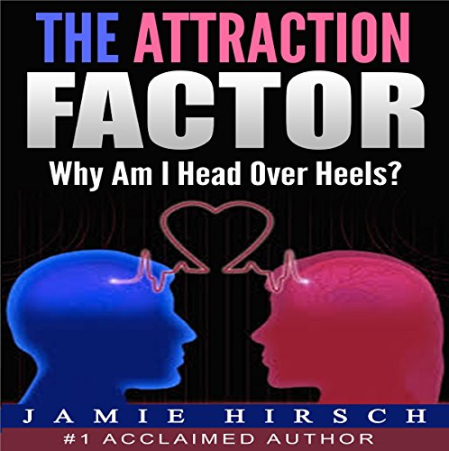 The Attraction Factor audiobook cover art