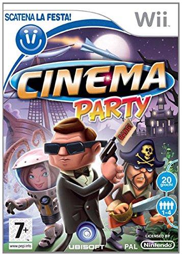 NINTENDO GIOCO SCANETA LA FESTA! WII CINEMA PARTY