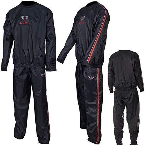Jayefo Sauna Suit Extra Duty Without Hood 2XL