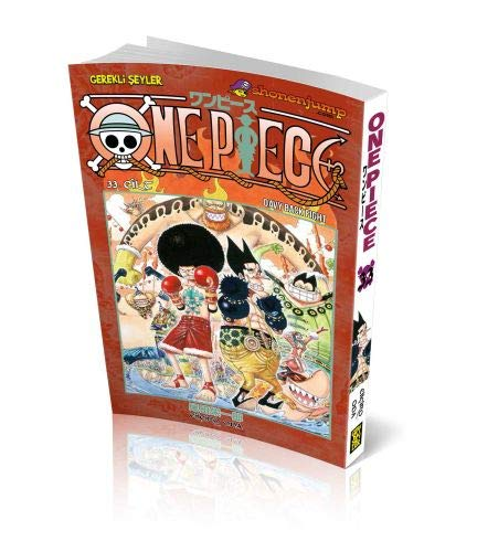 One Piece 33. Cilt-Davy Back Fight
