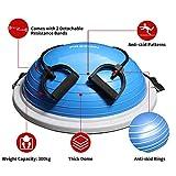 Zoom IMG-1 proiron balance trainer ball 60cm