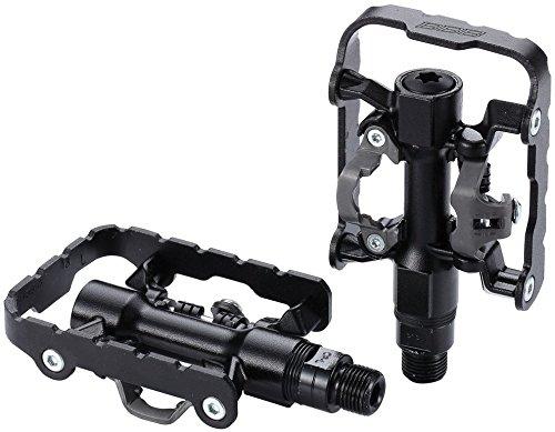 BBB BPD-23 DualChoice - Pédales automatiques VTT - Noir 2014 pedales automatiques Shimano