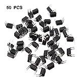 Isolatori ottici multifunzionali 50 pz Pc817 Optocoupler Sharp Isolatore ottico C File opt...