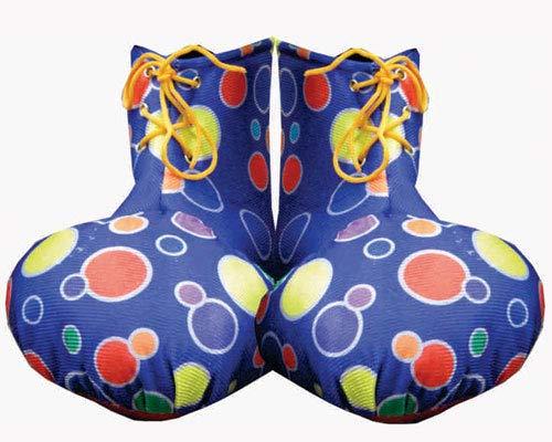 Dress Up America, Couvre-chaussures, Bleu (multicolore), enfant - Taille Unique