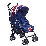 Easywalker - Silla de paseo mini buggy xl union jack classic azul