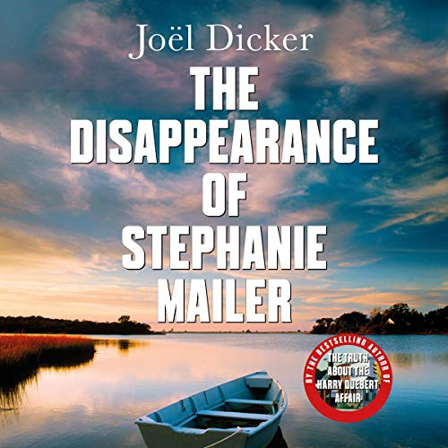 The Disappearance of Stephanie Mailer cover art