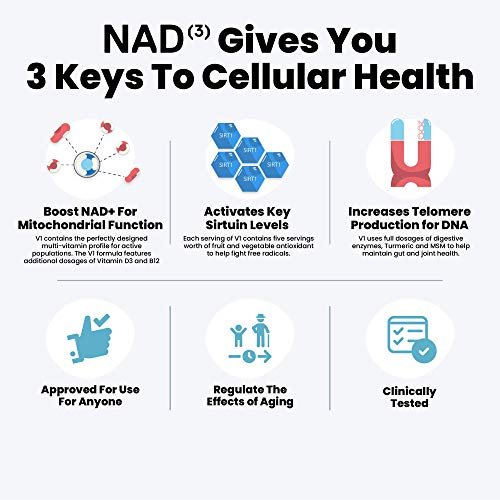 517vVlN1jpL - HPN NAD+ Booster – Nicotinamide Riboside Alternative (NAD3) for Men & Women | Anti Aging NRF2 Activator, Superior to NADH – Natural Energy Supplement for Longevity & Cellular Health, 60 Veggie Pills