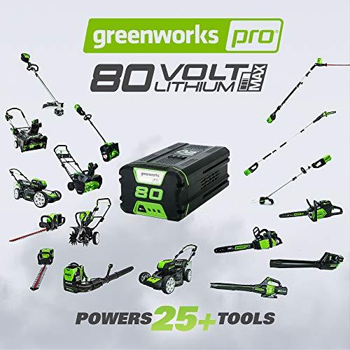 Greenworks CS80L2512 Chainsaw, 16
