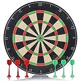 Tobar- Bersaglio con 6 Frecce Magnetiche, 40 cm, 27861...