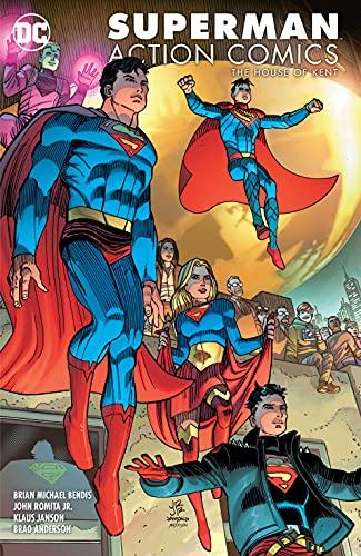Superman: Action Comics Volume 5: The House of Kent