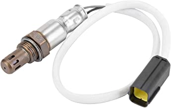 Qiilu O2 Oxygen Sensor Air and Fuel Ratio Sensor Replacement Compatible with Nissan Infiniti 07-15 226A0- JA10C 234-4380,1.8L 2.0L 2.5L 3.5L(Downstream)