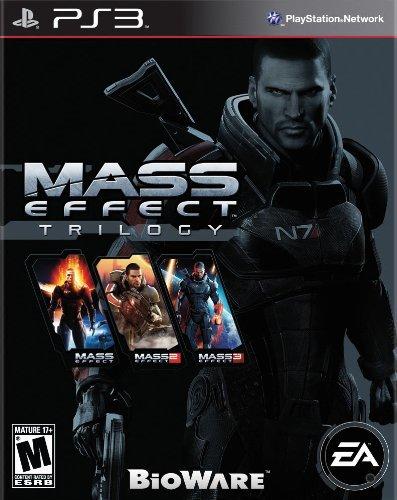 Electronic Arts Mass Effect: Trilogy, PS3 ( Importazione USA )
