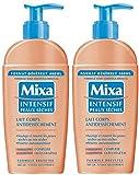 Mixa Intensif Peaux Sèches - Lait Corps Antidessèchement Format Généreux - 400 ml...