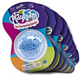 Educational Insights Playfoam Classic & Glow in the Dark Jumbo Pod, Set of 12 | Non-Toxic, Never Dries Out | Sensory, Shaping Fun, Arts & Crafts For Kids, Great for Slime | Perfect for Ages 3 and up