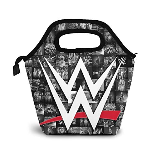 W-We Lunch Bag, Insulated Lunch Cooler Tote Cooler Warm Pouch For School Work Office Lunch Box Food Container Gourmet Bag