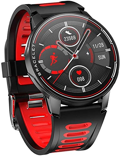 XYCSM Smart Watch Fitness Tracker Beach Rate Monitor Smart Orologio Smart Orologio da Uomo Smartwatch per Android Ios/Rot