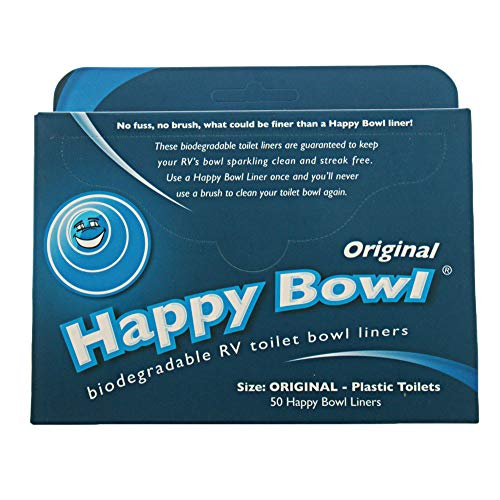 HAPPY BOWL HB1212 HAPPY BOWL LINERS 1PK/50