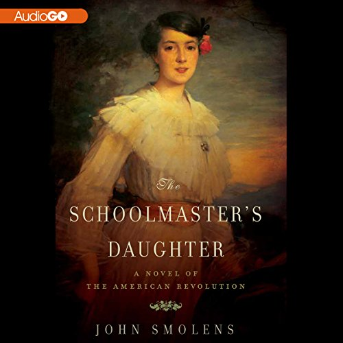 The Schoolmaster's Daughter audiobook cover art