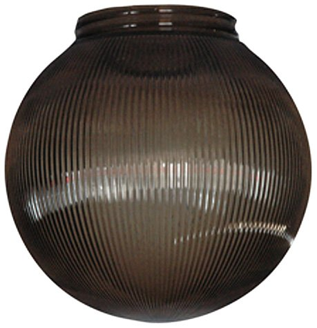 Polymer Products (3203-51630 Bronze Replacement Globe for String Lights