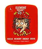 Element Botanics Nootropic for Focus and Brain Booster Supplement Supports Memory & Brain Health -...