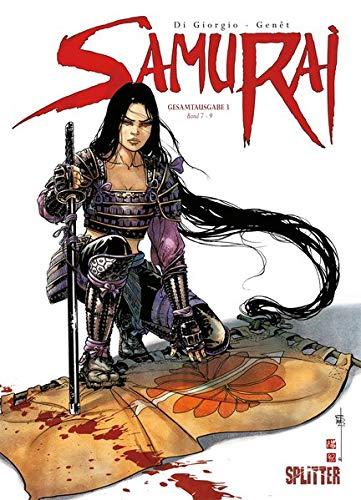 Samurai. Gesamtausgabe 3: (Band 7 – 9)