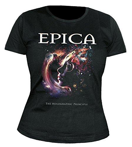 Epica - The Holographic Principle - Girlie - Shirt Größe M