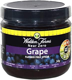 Walden Farms Fruit Spread, Grape, 12 Ounce