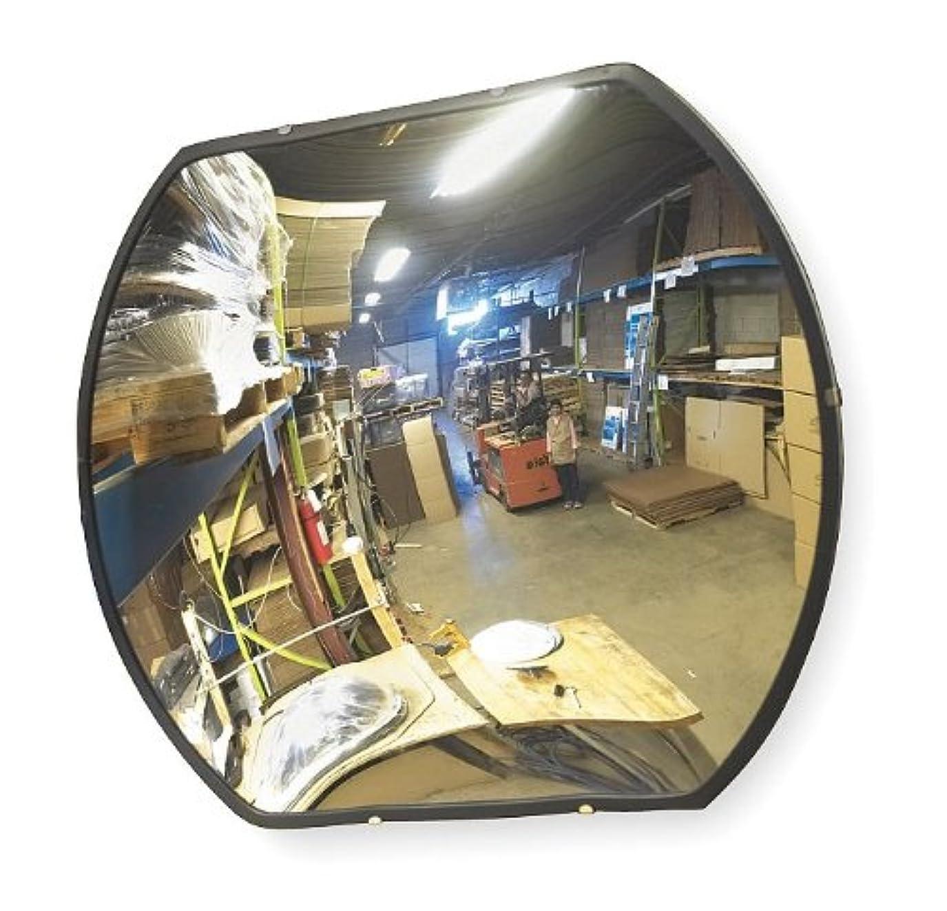 未就学節約する電気的Indoor/Outdoor Convex Mirror, Rect 141[並行輸入]