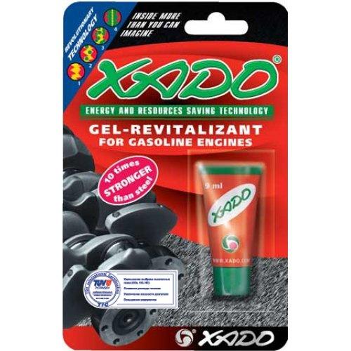 XADO Gel-revitalizant for Gasoline Engines (blister, tube 9 ml)
