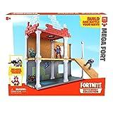 Fortnite - Mega Fort + 2 Figurines (Jeu Preziosi FRT36000)